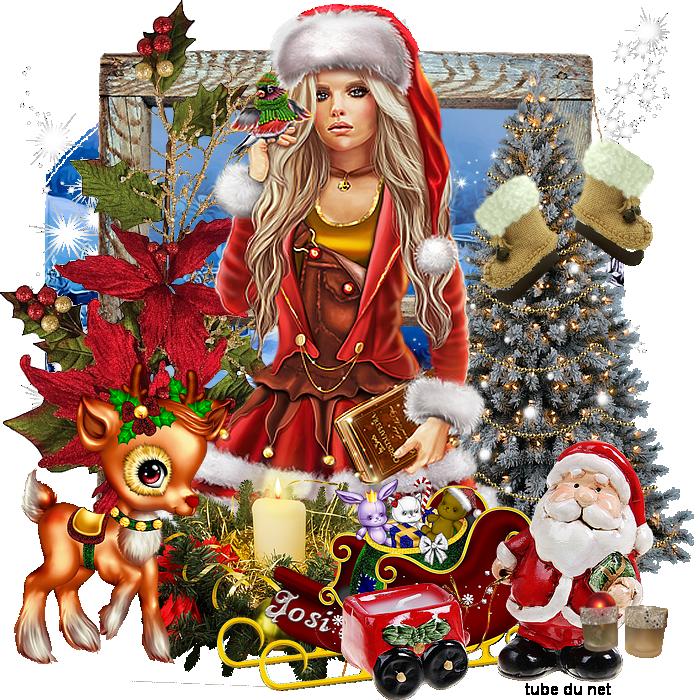 Defi Mère Noel 3