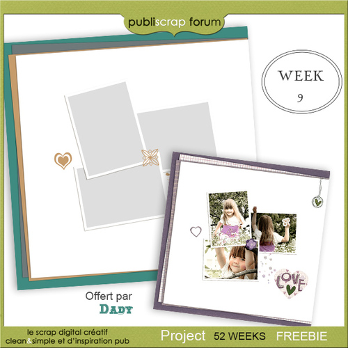 PBS Project Template Week 9/52