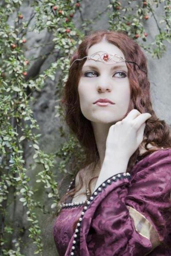 Danielle Fiore, modèle