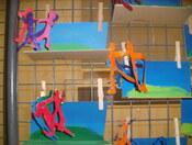 EXPOSITION 2017 d'après la Danse de Matisse