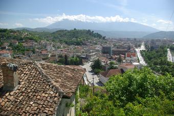 Berat ville nouvelle