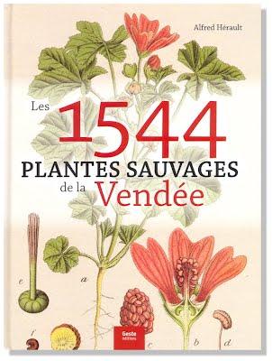 Les 1544 plantes sauvages de la Vendée