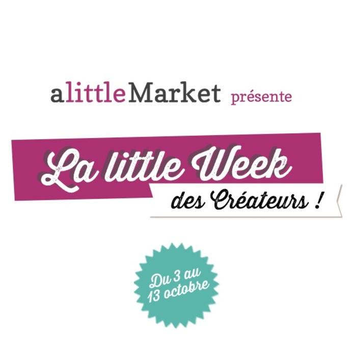 Little Week des Créateurs sur ALM: Réductions sur ma boutique!
