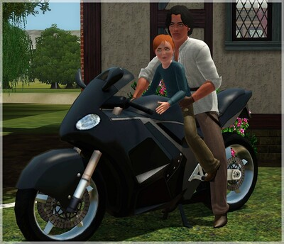 Poses Sims 3