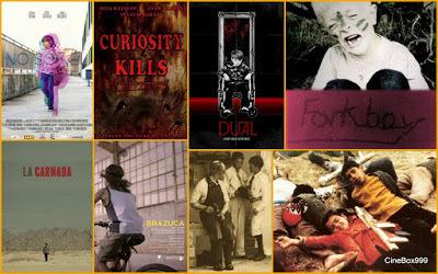 Anthology of short films. Part 72.