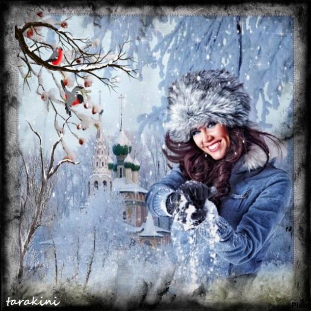 """Défi """" Le froid de l'hiver"""""""
