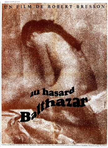 AU HASARD BALTHAZAR BOX OFFICE 1966