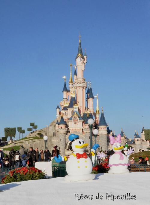 C'est magique - Notre weekend à Disneyland Paris - A travers leurs yeux d'enfants