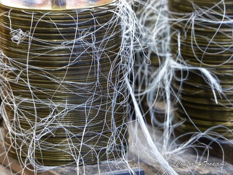 La filière Leavers - La préparation