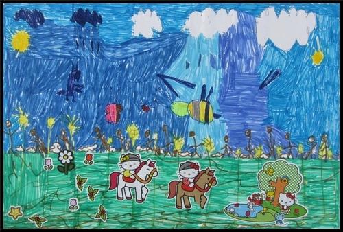 Le Lions club a offert des baptêmes de l'air aux enfants de l'IME ayant participé au concours d'affiches sur l'environnement