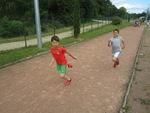 Dernière séance de sport avec Stéphane !