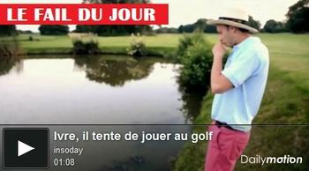 ivresse golf