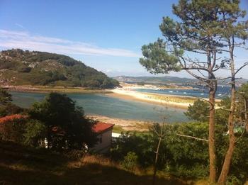 Paysage de l'ÃŽle de Ons (Galice, Espagne)