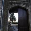 Entrée du château mairie de Fumel
