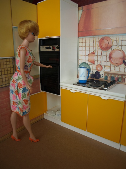 Vintage Barbie : Brunch Time -  Coffee's On