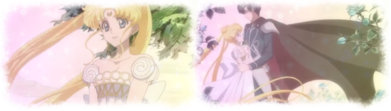 Princess Serenity and Endymion