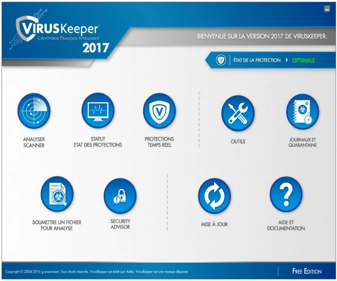 viruskeeper 2010 gratuit