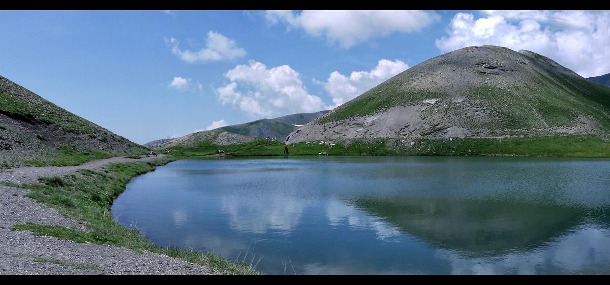 Le lac des Sirènes