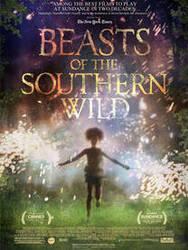 Affiche Les Bêtes du sud sauvage