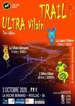 Ultra Vilain Trail