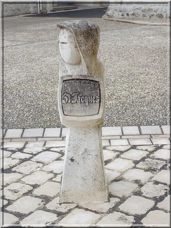 910 - Suite13 : -Notre Chemin vers St Jacques de Compostelle à travers ses anecdotes-