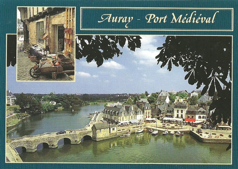 Vacances en cartes postales....