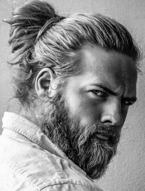 Tendance cheveux pour homme 2018
