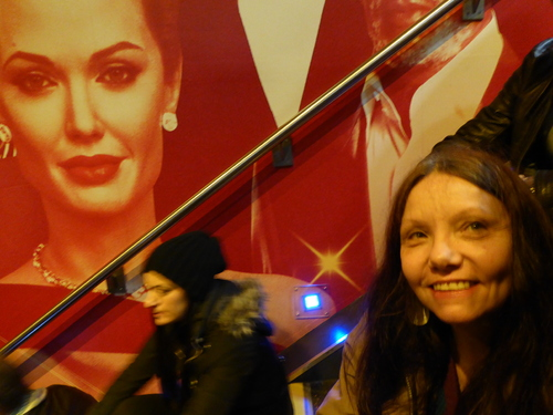 Angleterre,  Londres, Madame Tussauds (1)