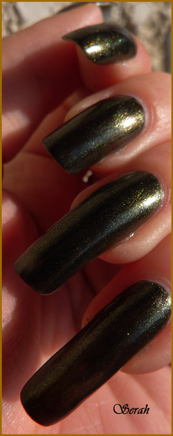 Swatch Création Nail Design n°478!