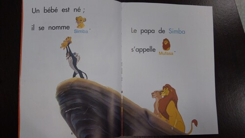 - J'apprends à lire ... avec Disney -