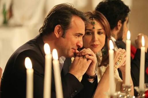 UN + UNE de Claude Lelouch avec Jean Dujardin et Elsa Zylberstein ! Découvrez l'affiche -  Le 9 décembre 2015 au cinéma !