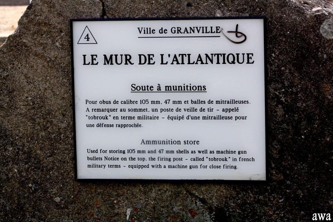 Normandie : Pointe du Roc