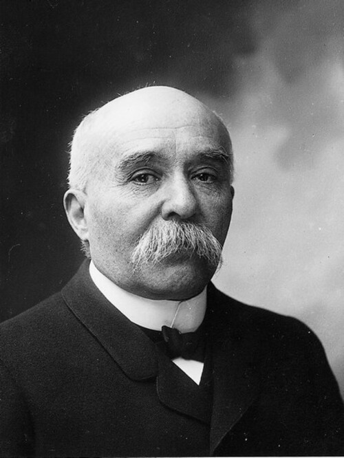 Notes de lecture sur Georges Clémenceau par Robert Fries
