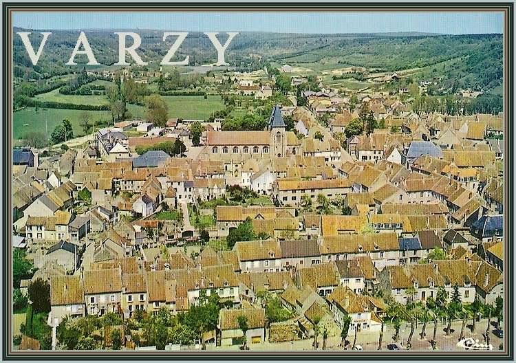 Varzy (Nièvre)
