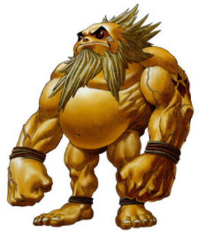 Darunia, Boss of the Gorons - <i>Ocarina of Time 3D</i>