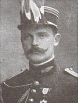 Le régiment à la date du 04 août 1914