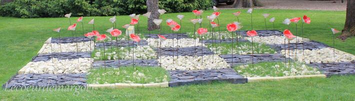 Le jardin public de Loches