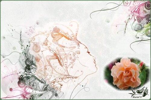 Le masque des roses