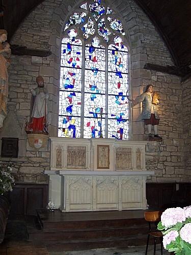 Chapelle du Loc intérieur (4)
