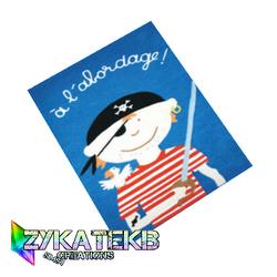 Pirate rug