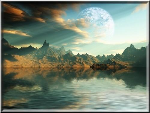 j'ai vu la lune se coucher(ballade)
