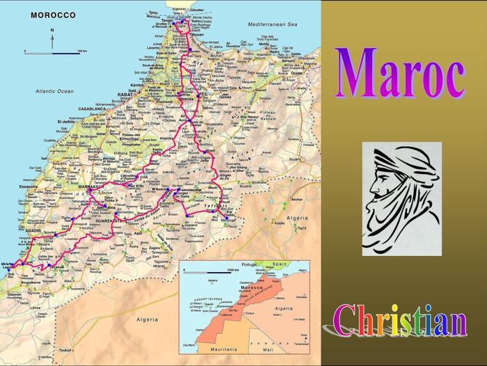 Voyage au Maroc 2014...