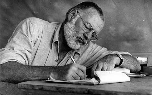21 juillet 1899 : naissance d' Ernest Miller Hemingway