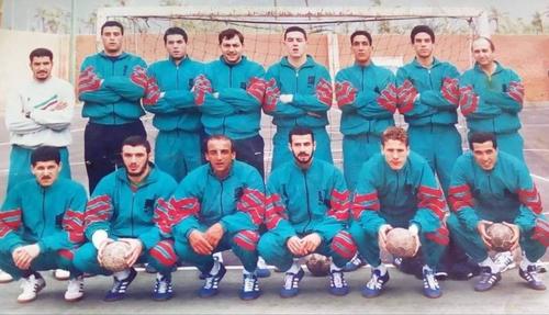 MCA Handball 1992-1993