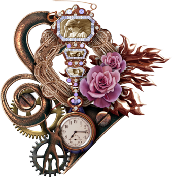 Tubes Steampunk-personnages