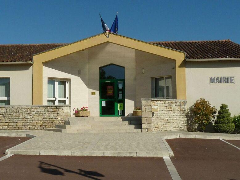 La mairie d'Asnières.