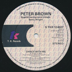 Peter Brown Feat. Betty Wright - Dance With Me