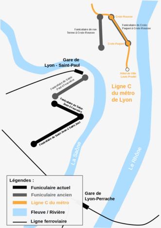 Colline de Fourvière Lyon