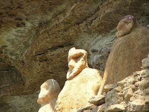 Les étranges Sarcophages des Chachapoya (12)
