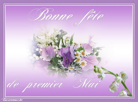 Bonne f^te du 1er mai